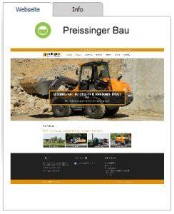 Preissinger Bau